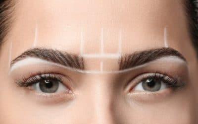 Cirugía estética de cejas