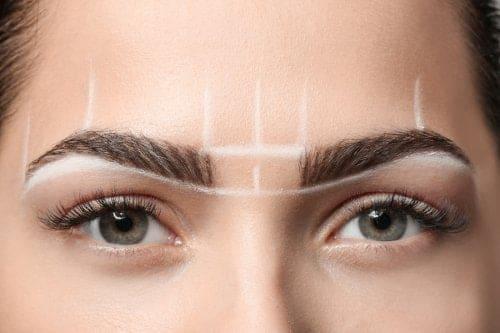 cirugía de cejas
